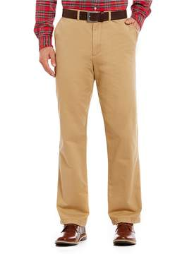 Daniel Cremieux Madison Classic-Fit Flat-Front Chino Pants