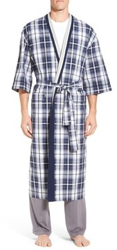 Majestic International Men's 'Mad 4 Plaid' Robe