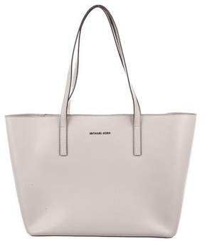 MICHAEL Michael Kors Emry Leather Tote