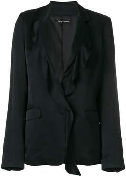 Each X Other draped lapel jacket