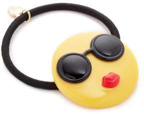 alice + olivia Stace Emoji Hair Tie