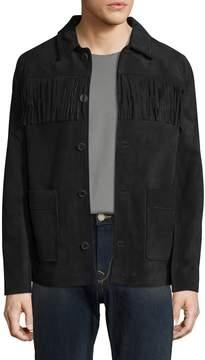 BLK DNM Men's 89 Suede Jacket