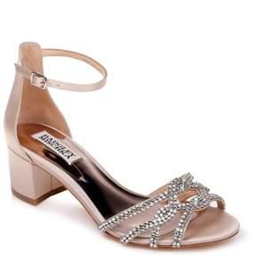 Badgley Mischka Sonya Block Heel Sandal