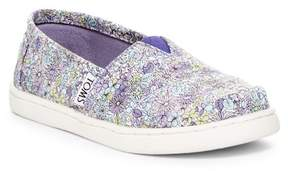 Toms Classic Slip-On Shoe (Little Kid)