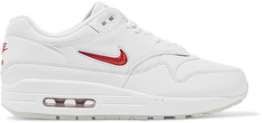 Nike Air Max 1 Jewel Leather Sneakers - White