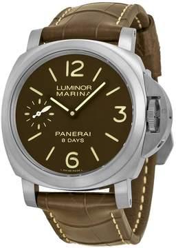 Panerai Luminor Marina 8 Days Titanio Mechanical Men's Watch
