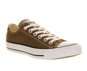 Marie Chantal Boys Converse All Star - Olive