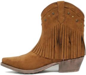 Dingo Fringe Cowboy Boot