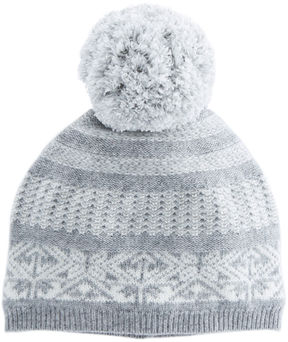 Vineyard Vines Fair Isle Pom Pom Hat