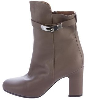 Hermes Joueuse Ankle Boots