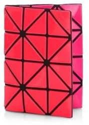 Bao Bao Issey Miyake Color Block Card Case