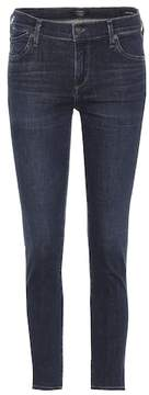Citizens of Humanity Avedon Ultra-Skinny cropped jeans