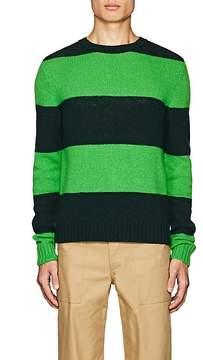 Calvin Klein Men's Striped Wool-Blend Sweater