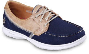 Skechers Women's GOstep Seashore Boat Shoe