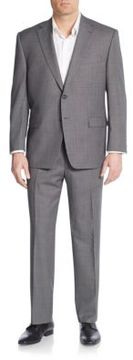 Lauren Ralph Lauren Regular-Fit Melange Wool Suit