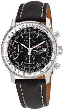 Breitling Navitimer Heritage Chronograph Automatic Black Dial Men's Watch