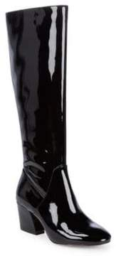 Botkier New York Adelle Patent Leather Knee-High Boots