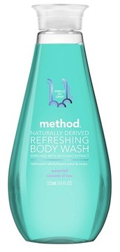 Method Products Waterfall Refreshing Body Wash - 18 oz