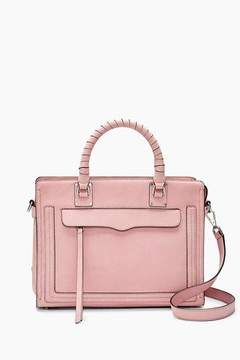 Rebecca Minkoff Bree Medium Top Zip Satchel - ONE COLOR - STYLE
