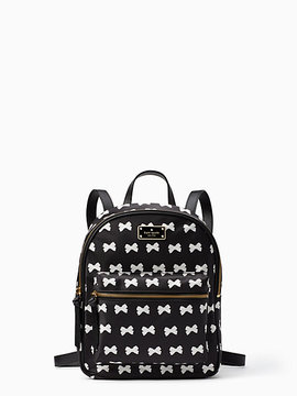 Kate Spade Wilson road bow small bradley