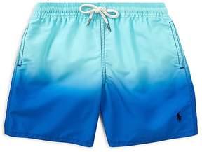 Polo Ralph Lauren Boys' Dip-Dyed Swim Trunks - Little Kid