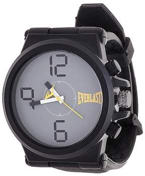 Everlast Rubber Strap Watch with Easy Read Dial