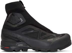 Salomon Black Limited Edition S-Lab X-Alp Sneakers