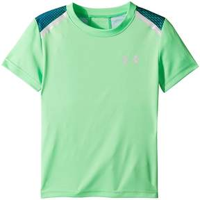 Under Armour Kids Sync Up Better Knit Short Sleeve Tee Boy's T Shirt