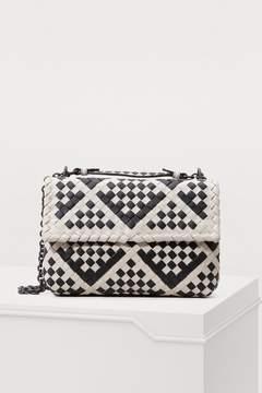 Bottega Veneta Abstract bag with chain
