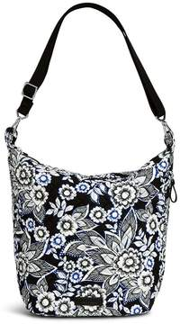 Vera Bradley Carson Floral Quilted Hobo Bag