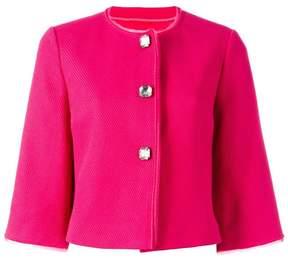 Ermanno Scervino cropped jacket
