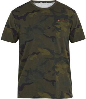 The Upside Jack camouflage-print cotton performance T-shirt
