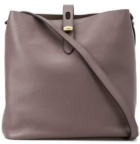Hogan Hobo Iconic M Leather Shoulder Bag