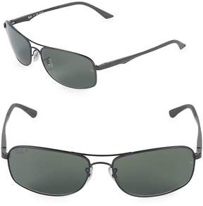 Ray-Ban Women's Rectangle Sunglasses