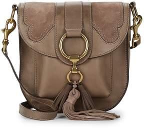 Frye Women's Ilana Leather Saddle Bag