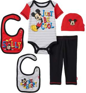 Disney Baby Boy Disney's Mickey Mouse 5-pc. Layette Gift Set