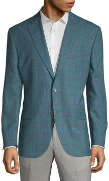 Jack Victor Men's Conway Buttoned Sportcoat