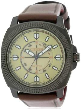 Citizen CTO BJ6477-04X Green Dial Watch