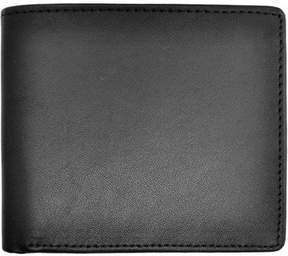 Royce Leather RFID Blocking Double ID Men's Bifold Wallet in Genuine Leather