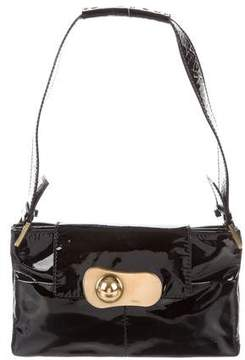 Chloé Small Patent Leather Shoulder Bag