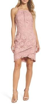 Adelyn Rae Women's Lace Sheath Dress