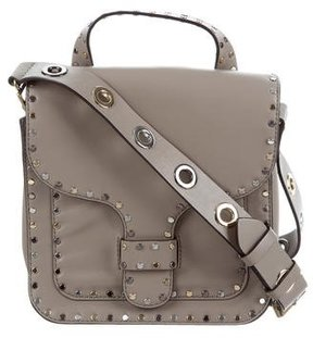 Rebecca Minkoff Midnighter Top Handle Feed Bag - GREY - STYLE