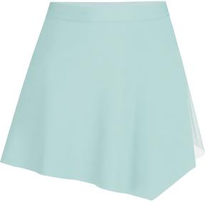 Capezio Seafoam Asymmetrical Skirt - Women
