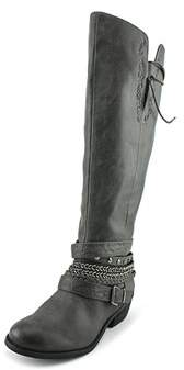 Not Rated Odessa Women Round Toe Synthetic Knee High Boot.