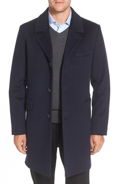 Cole Haan Men's Lambswool Topcoat