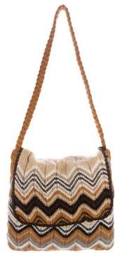 Missoni Intarsia Knit Shoulder Bag
