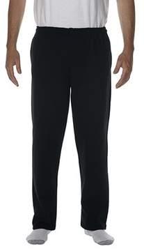 Gildan Big Men's Open Bottom Pocketed Sweatpant, 2XL