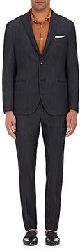 Boglioli Men's Virgin Wool-Blend Two-Button Suit