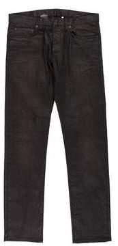 Christian Dior Coated Slim Jeans