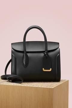 Alexander McQueen Heroine 30 leather tote bag